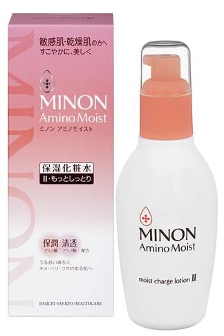 ミノン 化粧水