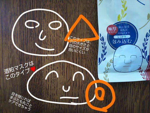 WafoodMade ワフードメイド 酒粕マスク ブログ レポ 成分解析 敏感肌 全成分